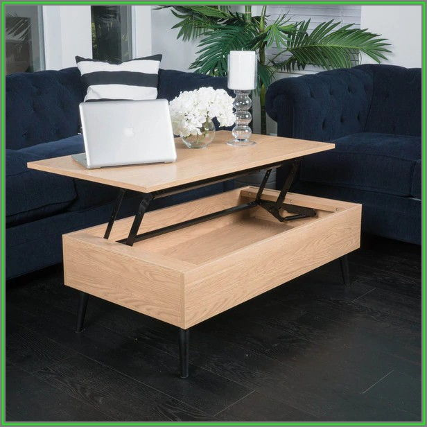 Grondin Lift Top Coffee Table With Storage