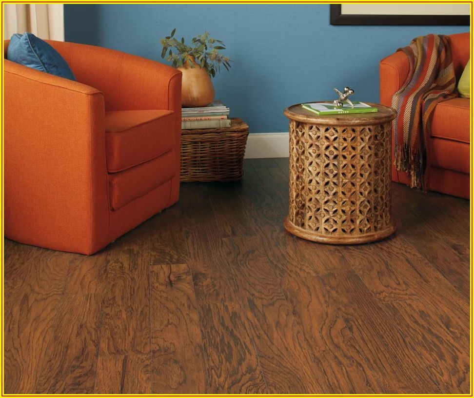 Harmonics Savannah Hickory Laminate Flooring