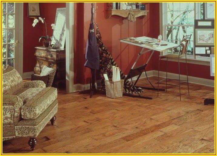 Harris Tarkett Wood Flooring