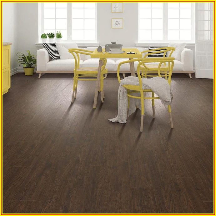 Harrison Hickory Laminate Flooring