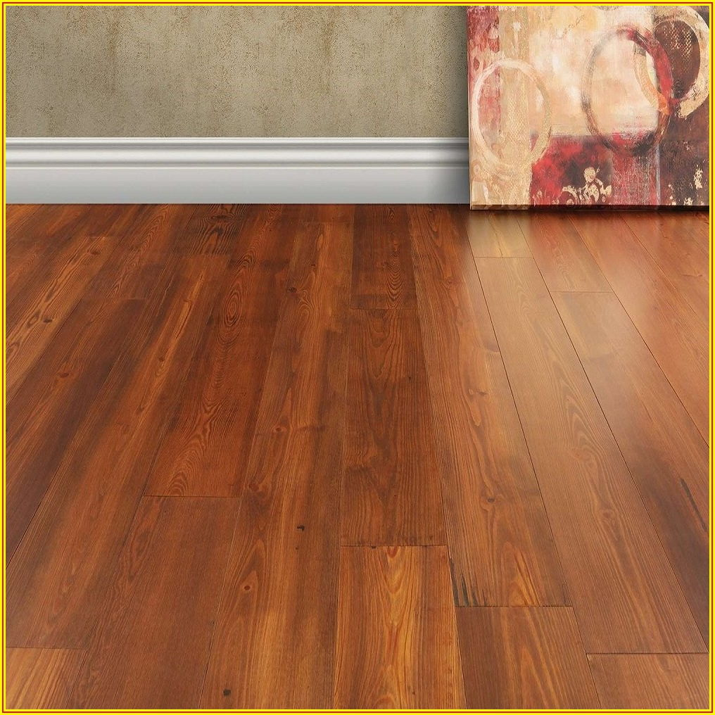 Heart Pine Laminate Flooring