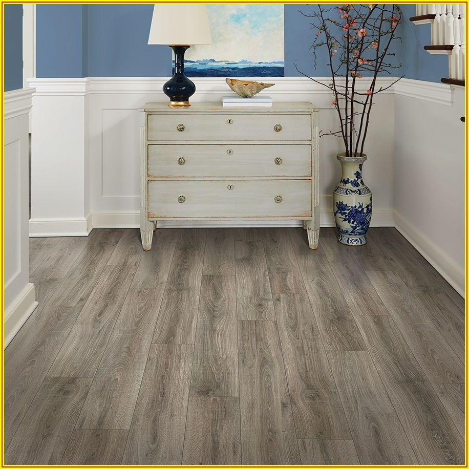 Heathered Oak Laminate Flooring