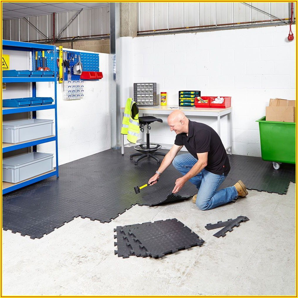 Heavy Duty Garage Flooring Uk
