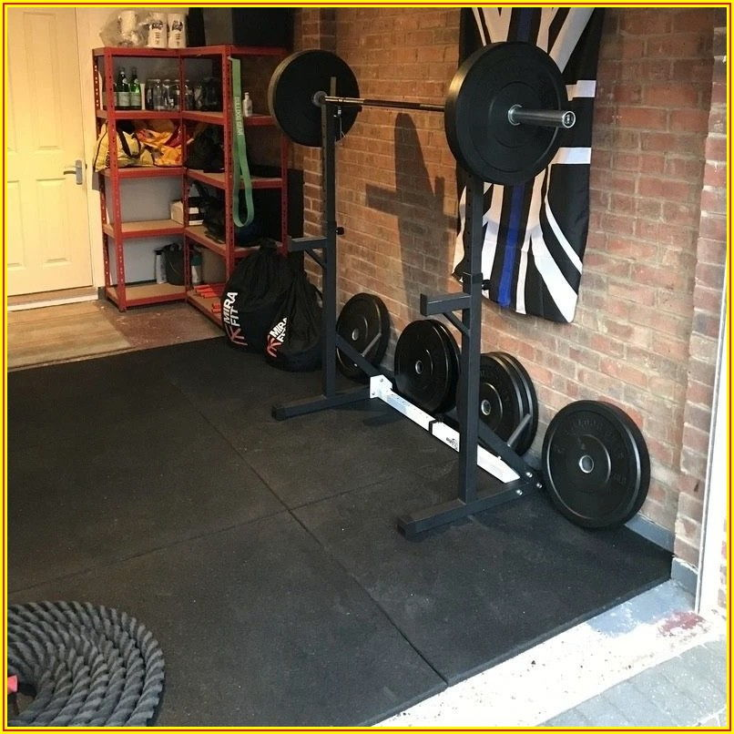 Heavy Duty Gym Flooring Uk