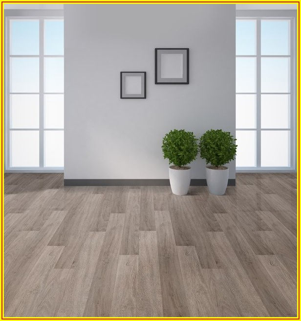 Heavy Duty Vinyl Plank Flooring