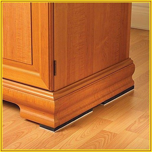 Heavy Furniture On Wood Floors
