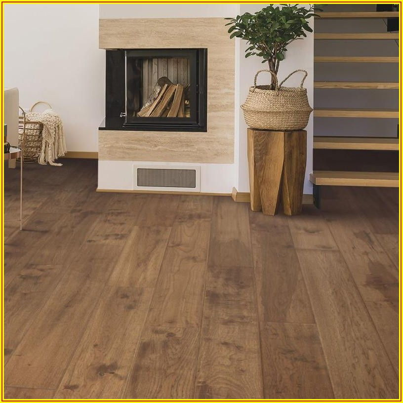 Heirloom Hickory Laminate Flooring