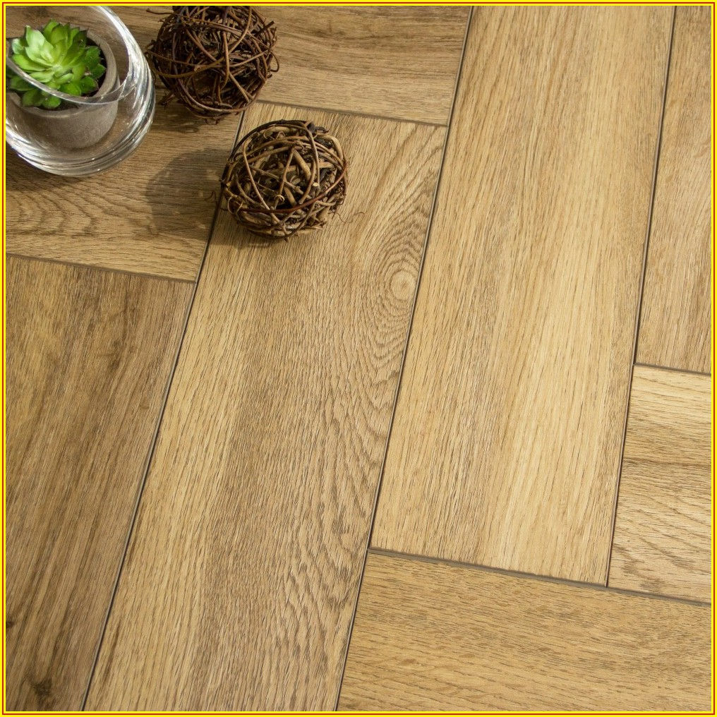 Herringbone Luxury Vinyl Flooring