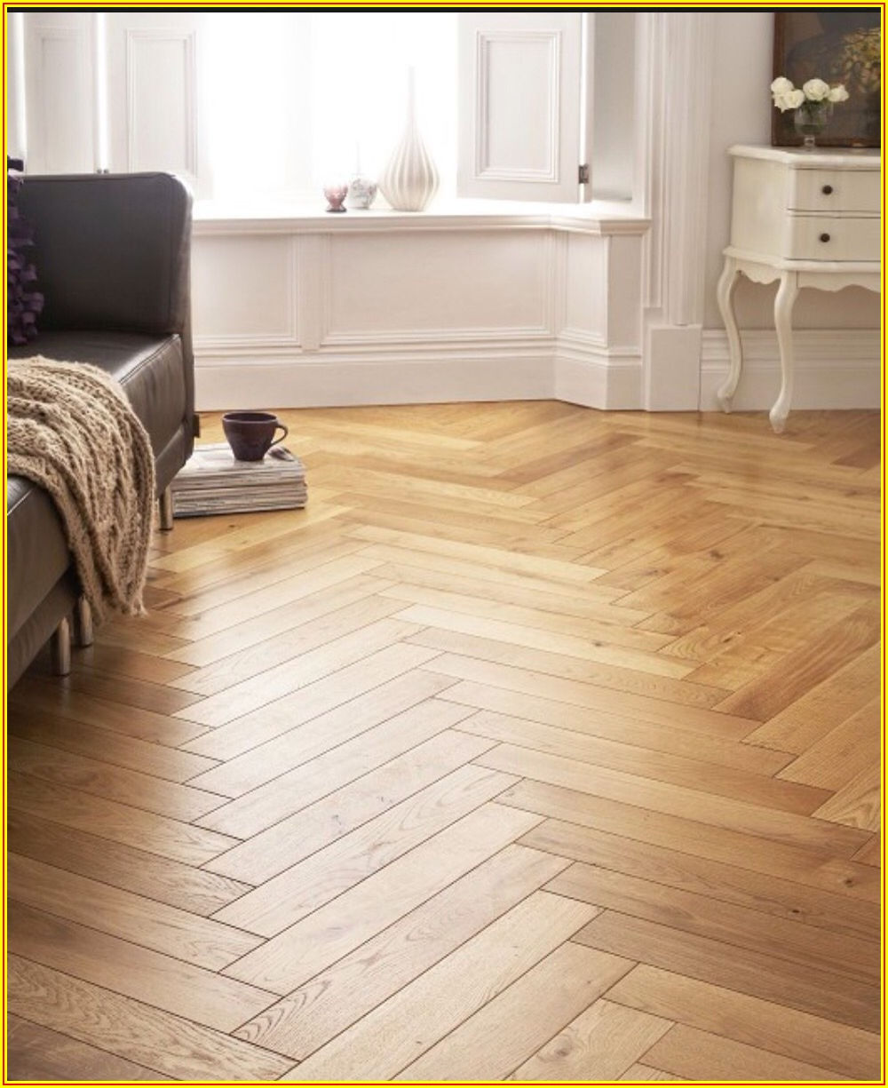 Herringbone Pattern Laminate Flooring