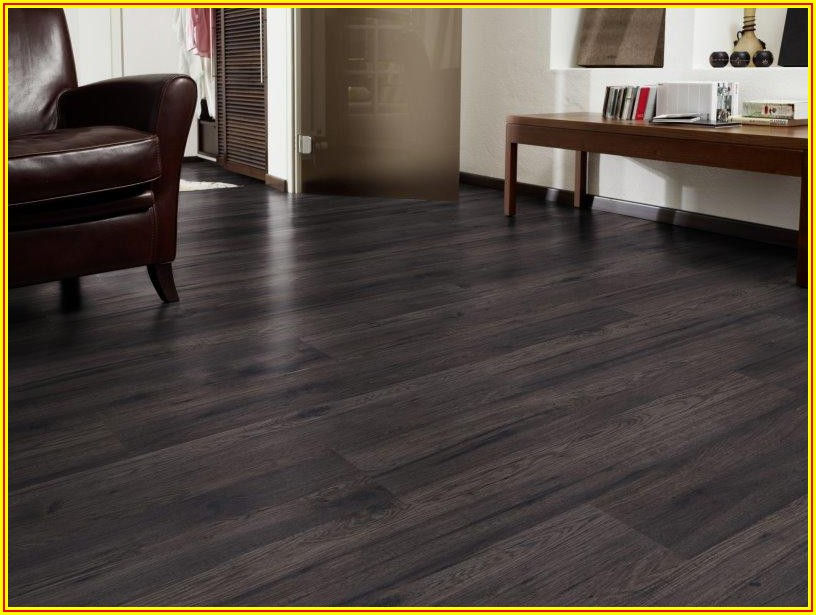 Hickory Ebony Laminate Flooring