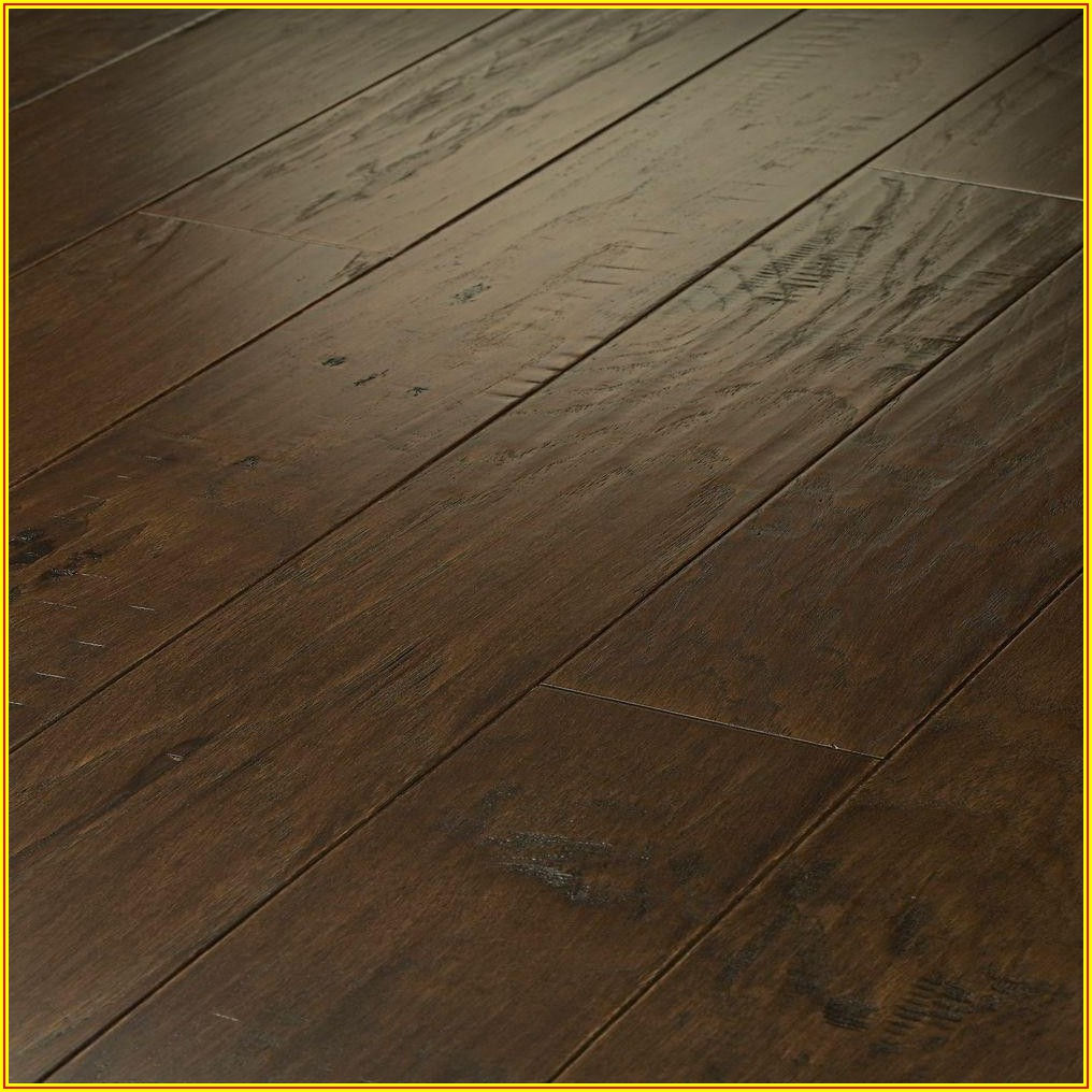 Hickory Engineered Click Flooring