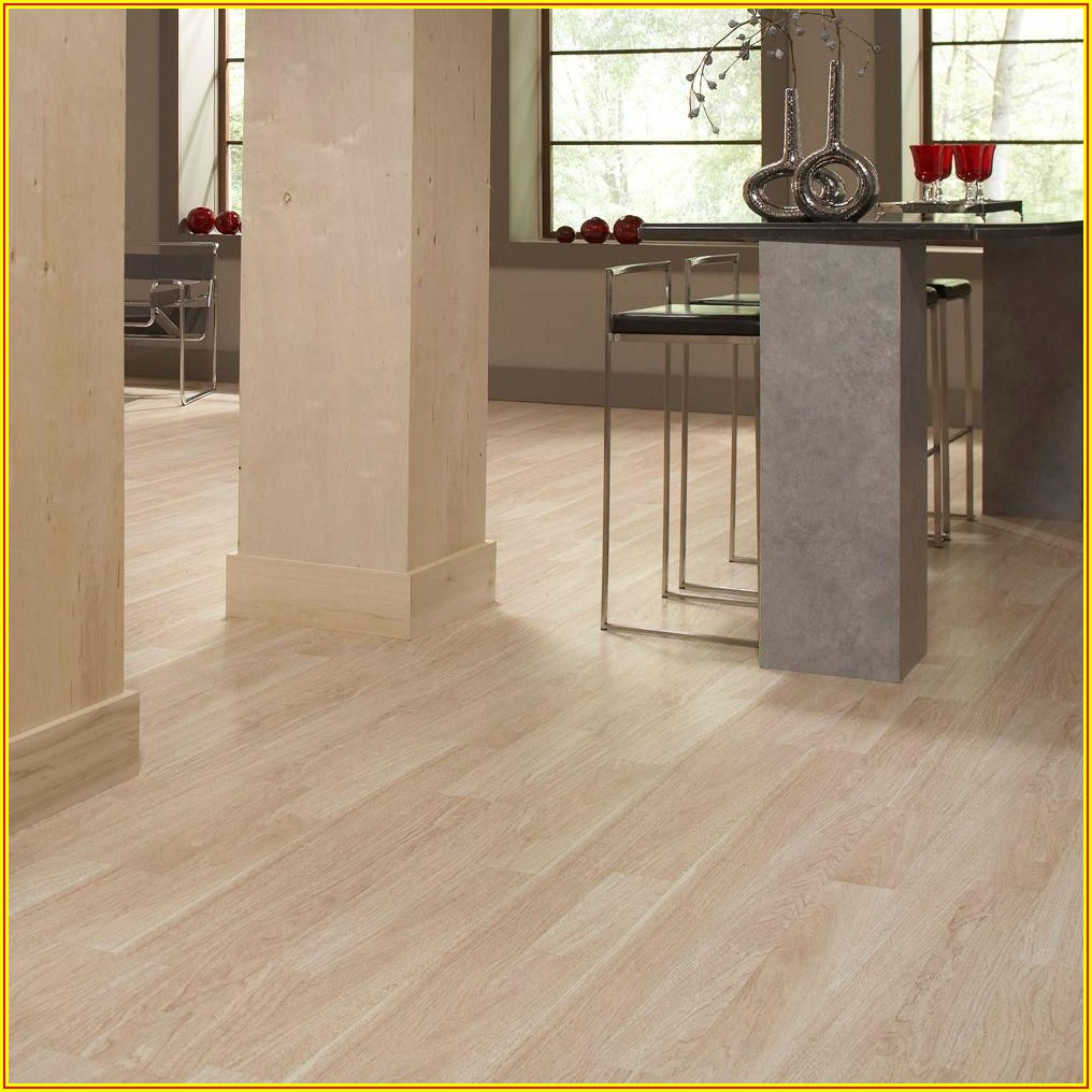 Hickory Laminate Flooring Home Depot