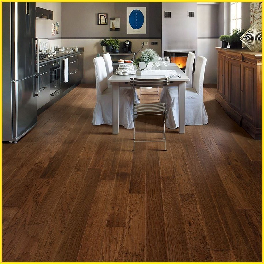 Hickory Nutmeg Hardwood Flooring