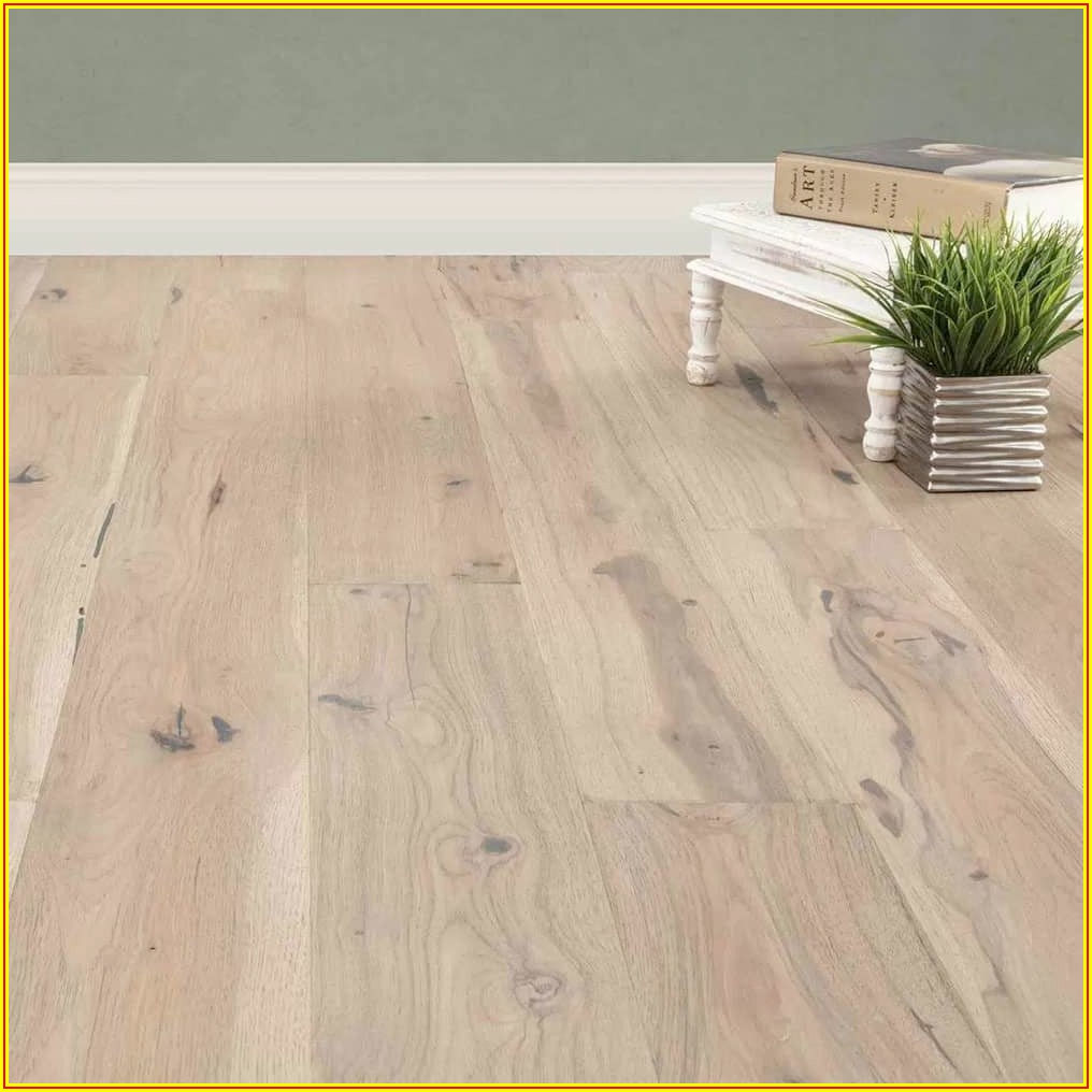 Hickory Or Oak Flooring