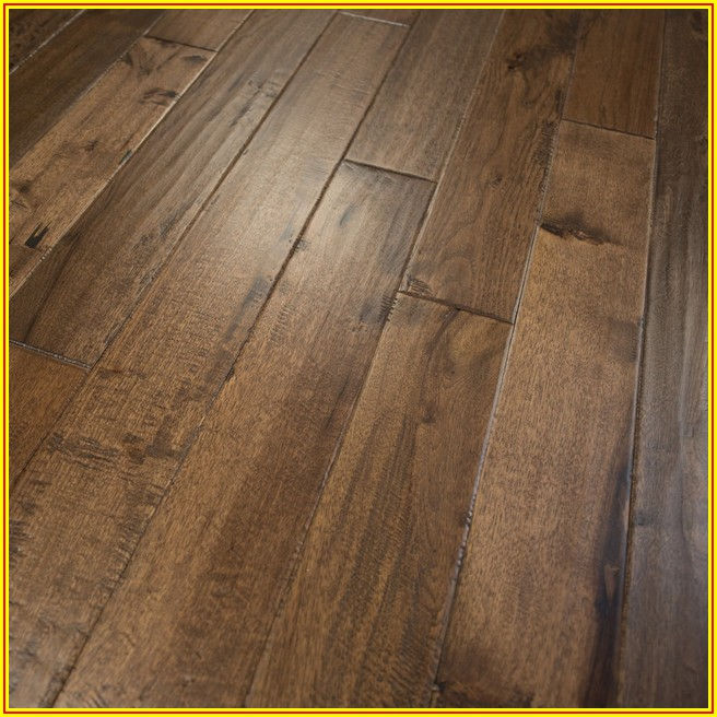 Hickory Prefinished Solid Hardwood Flooring