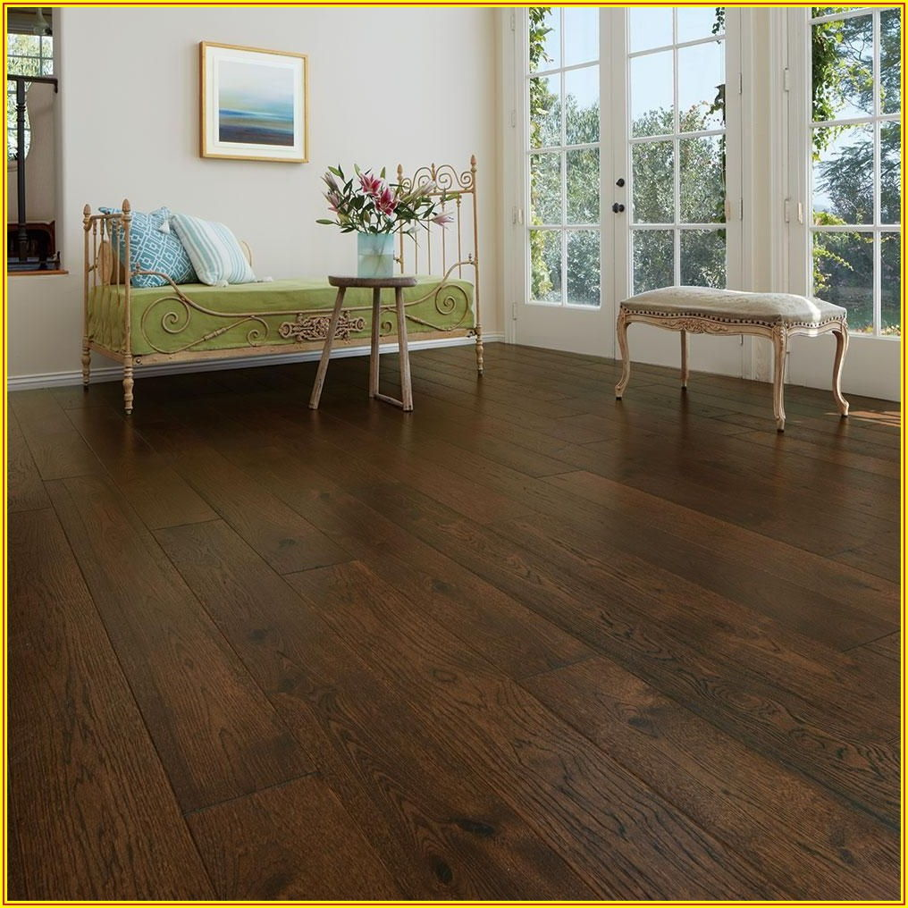 Hickory Wide Plank Wood Flooring