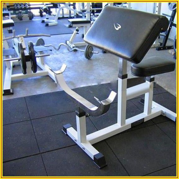 High Density Gym Flooring