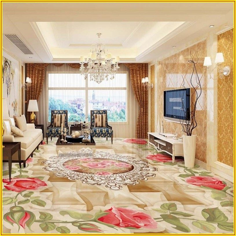 High End Marble Flooring