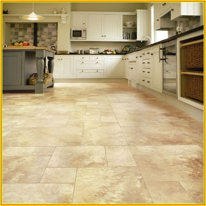 High End Vinyl Flooring For Kitchen