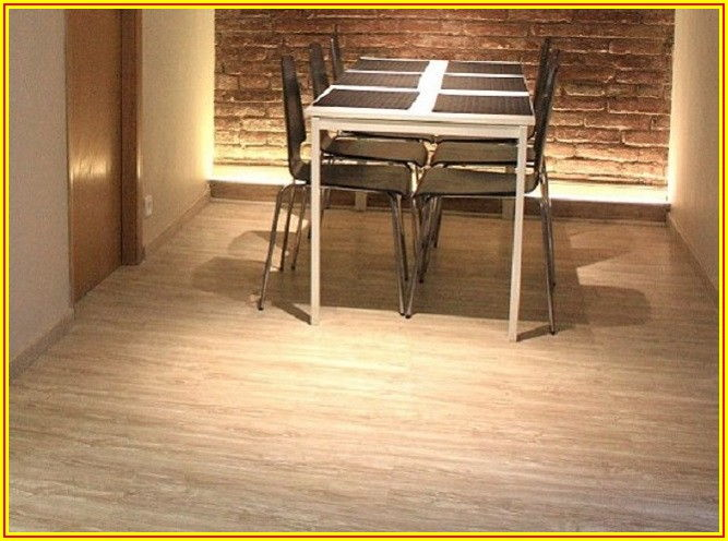 High End Vinyl Wood Flooring