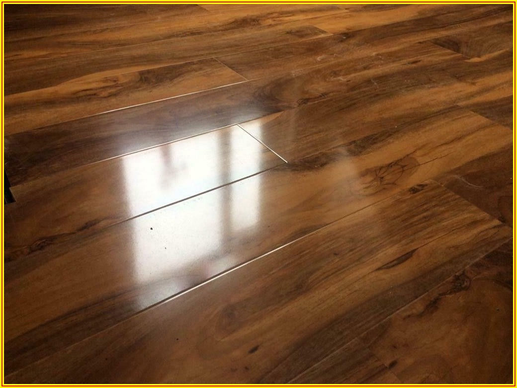 High Gloss Bamboo Flooring Uk