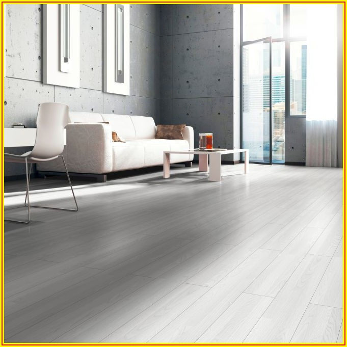 High Gloss Grey Laminate Flooring B&q