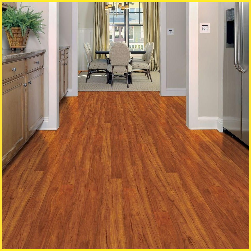 High Gloss Jatoba Laminate Flooring