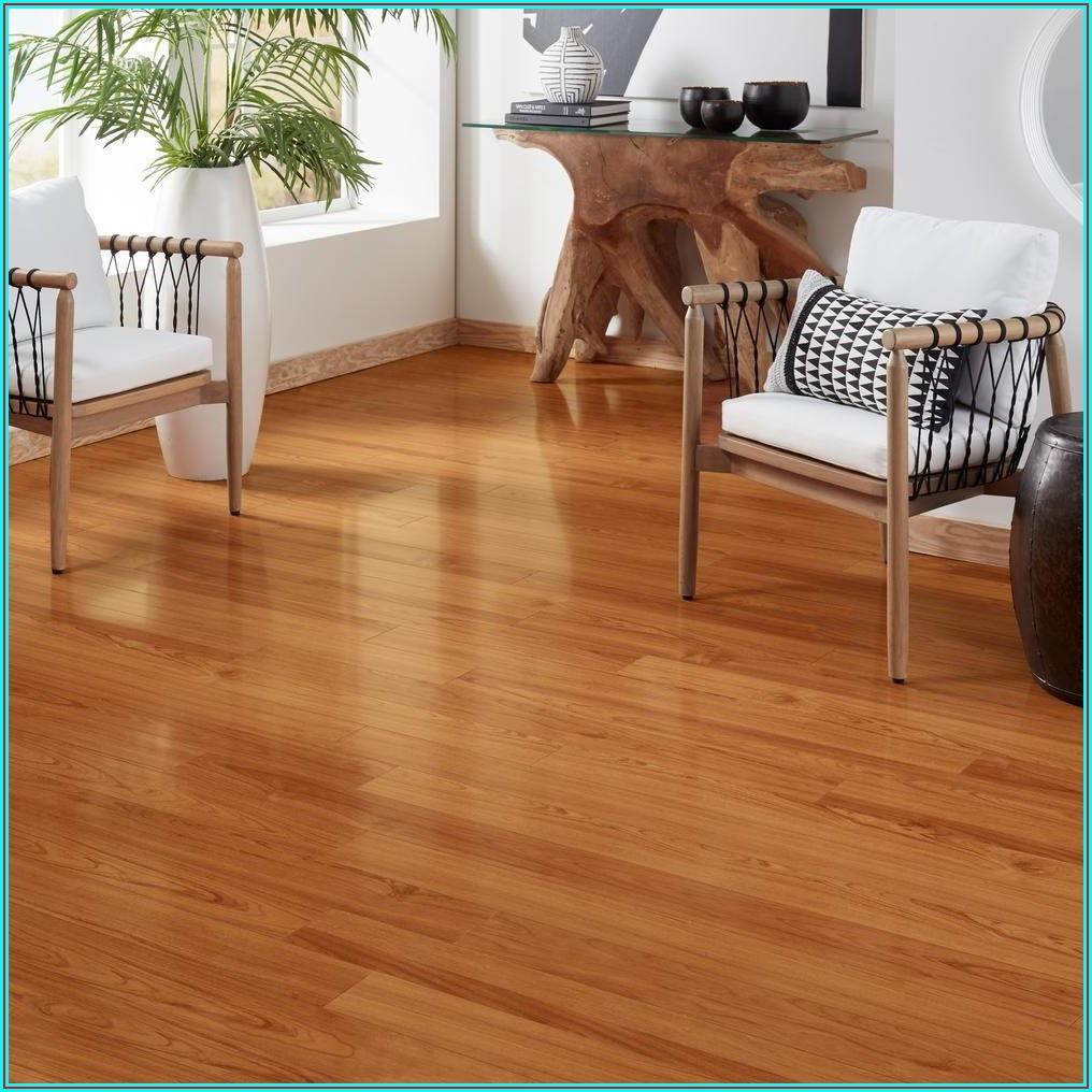 High Gloss Luxury Vinyl Plank Flooring
