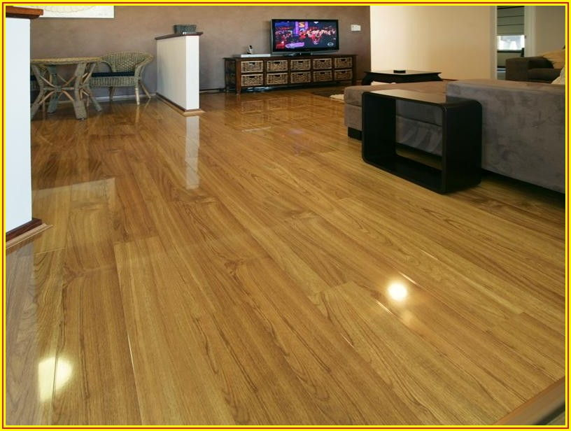 High Gloss Polish For Laminate Floors