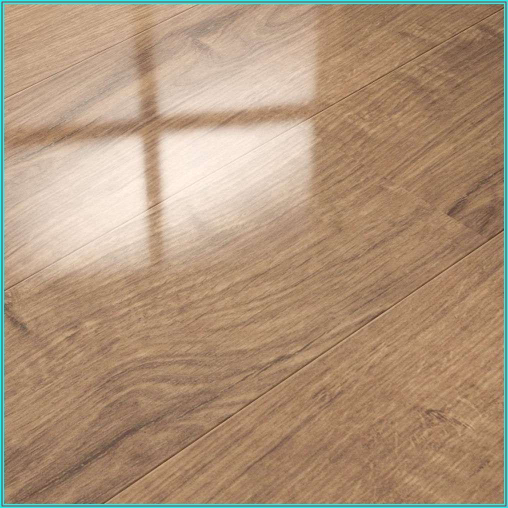 High Gloss Water Resistant Laminate Flooring
