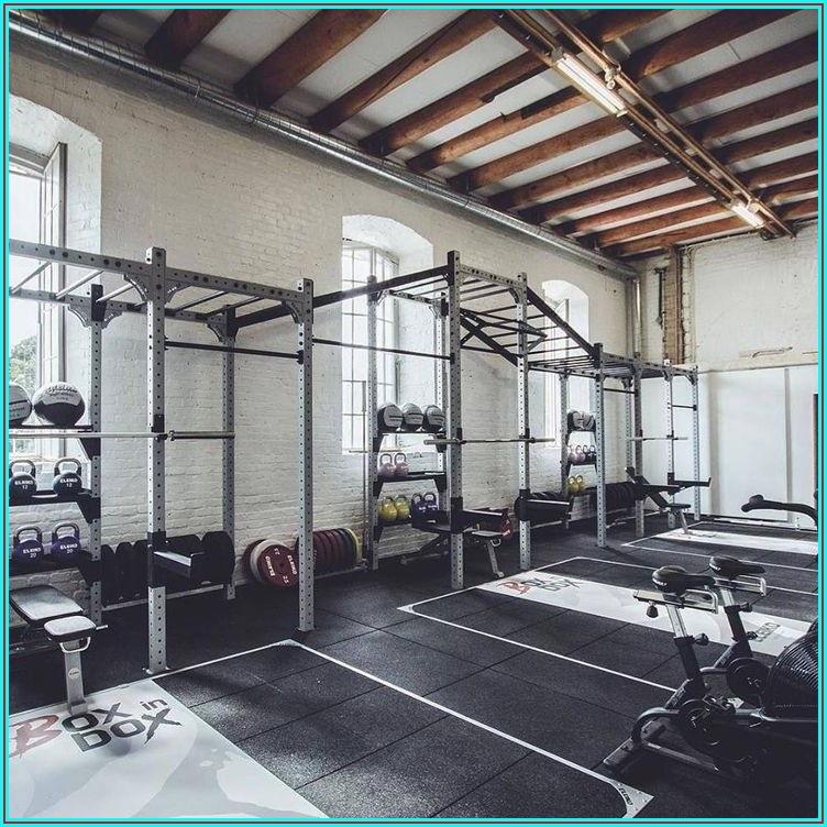 High Impact Gym Flooring