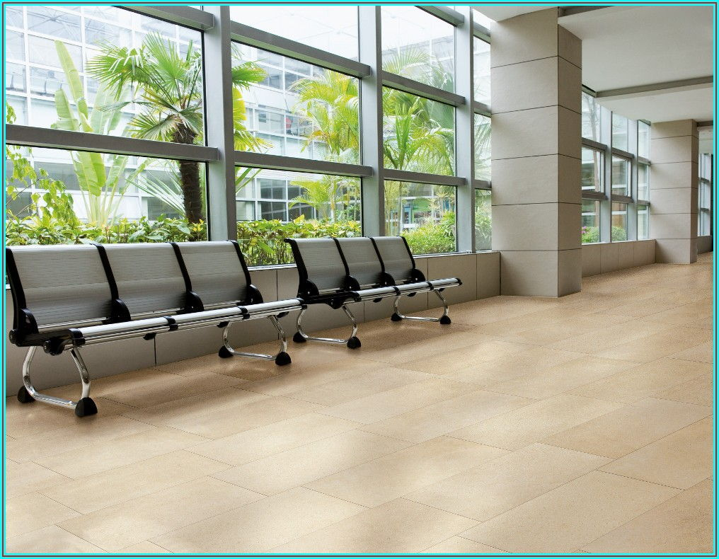 High Traffic Commercial Flooring