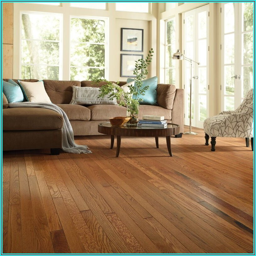High Traffic Wood Flooring