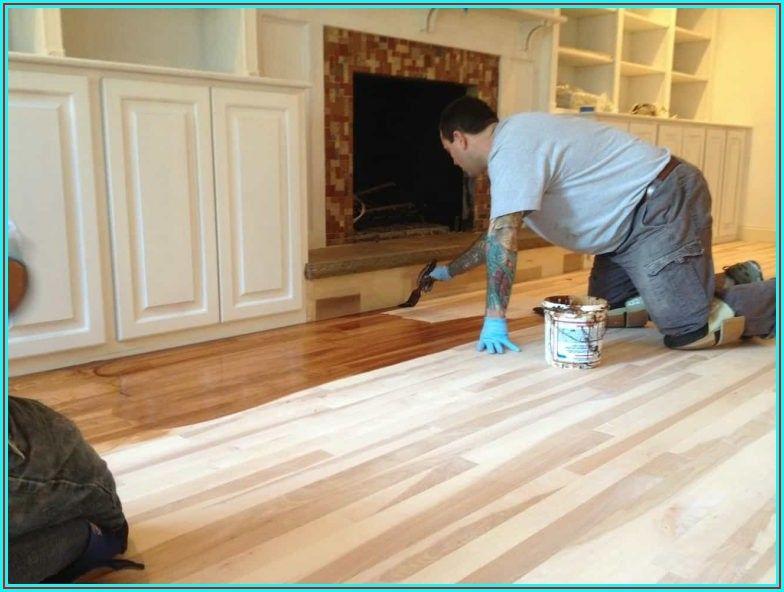Hire Someone To Refinish Hardwood Floors