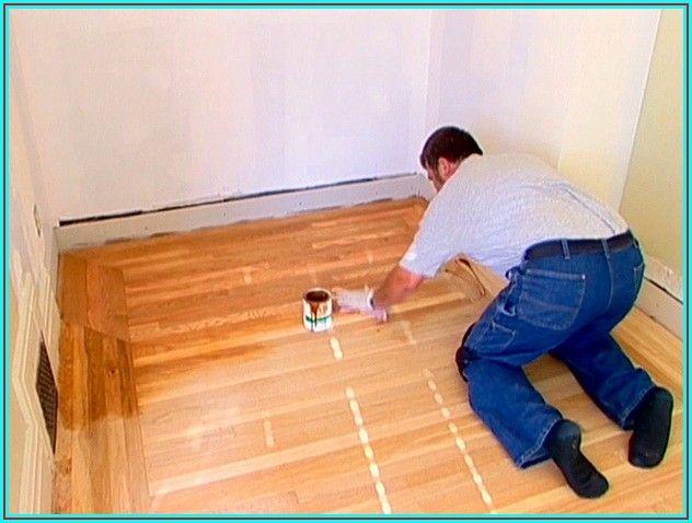Holes In Hardwood Floors Repair