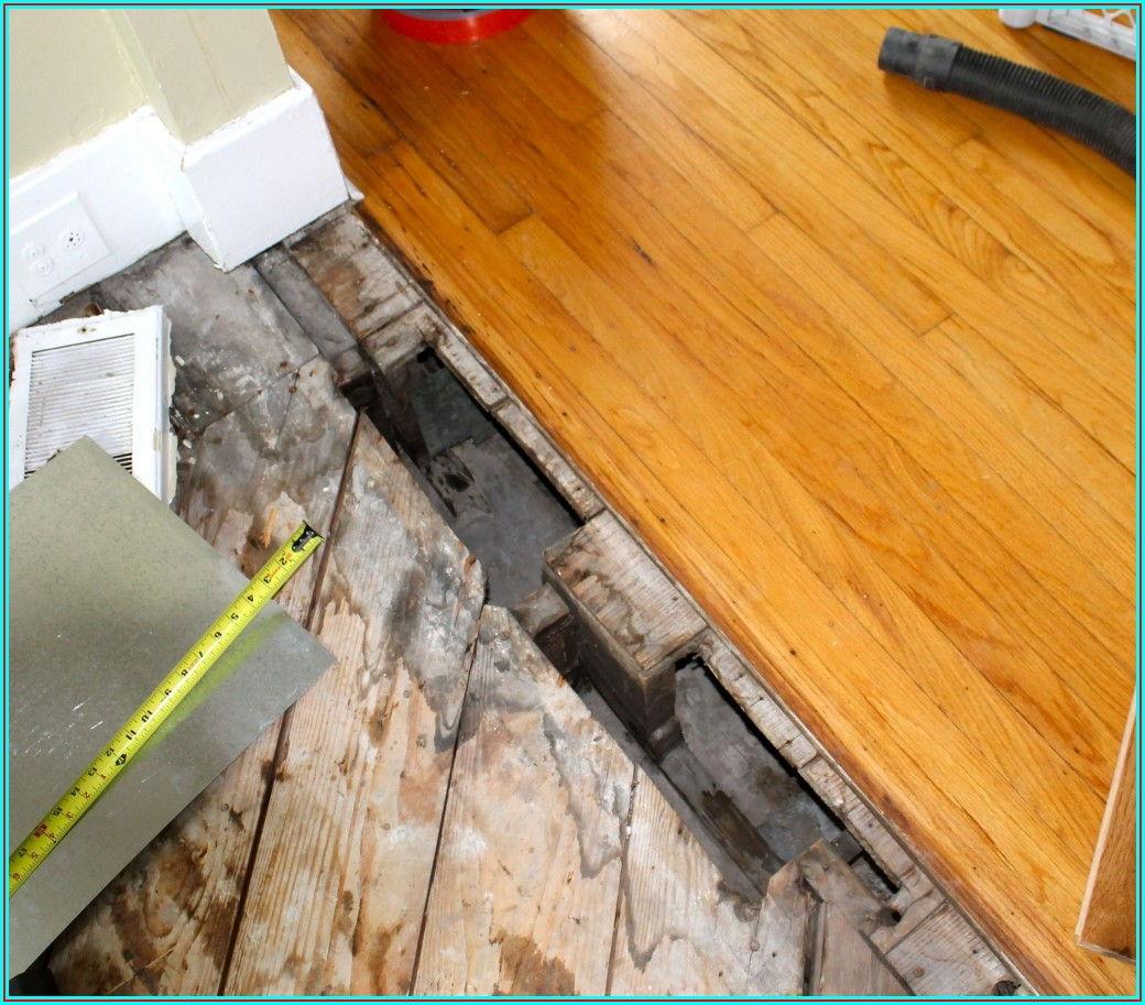 Holes In Hardwood Floors