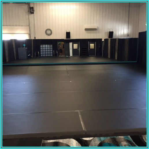 Home Dance Studio Flooring