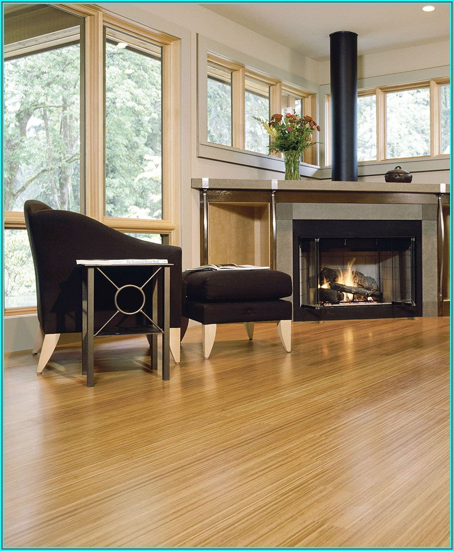 Home Decor Bamboo Flooring