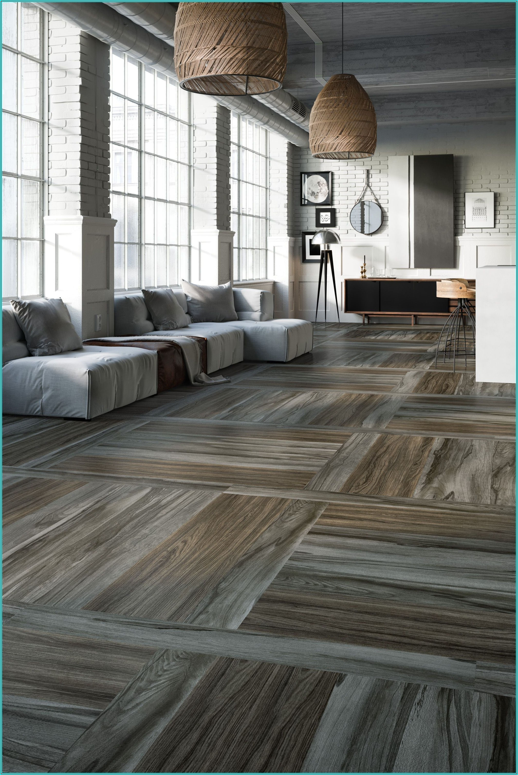 Home Decor Vinyl Plank Flooring Installation