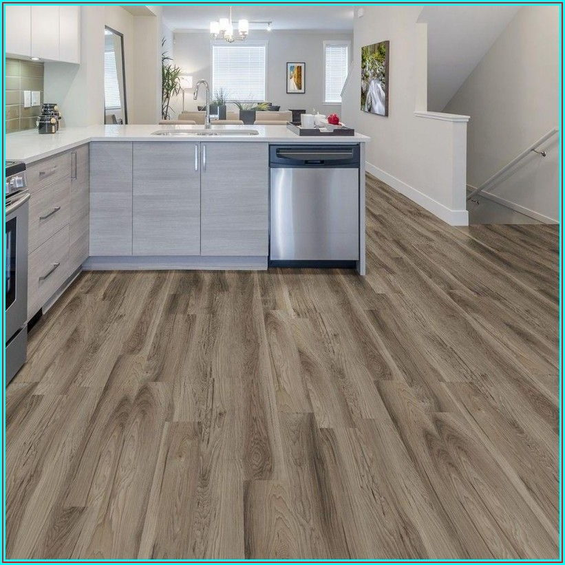 Home Depot Interlocking Luxury Vinyl Plank Flooring