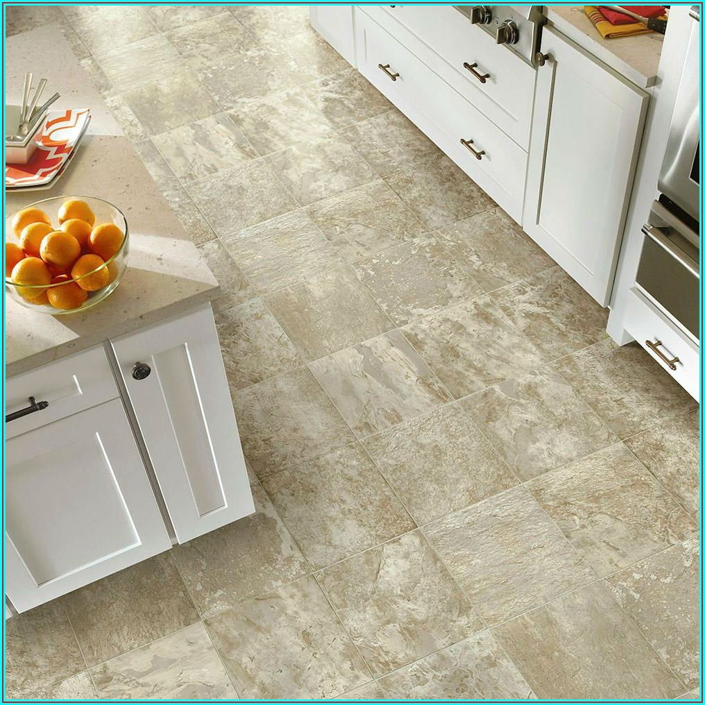 Home Depot Kitchen Flooring Products