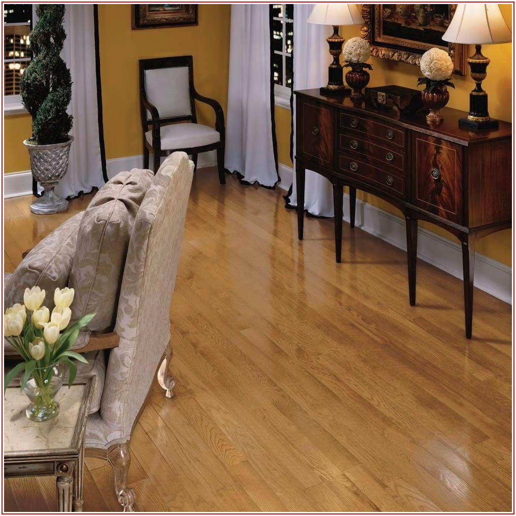 Home Depot Prefinished Oak Flooring