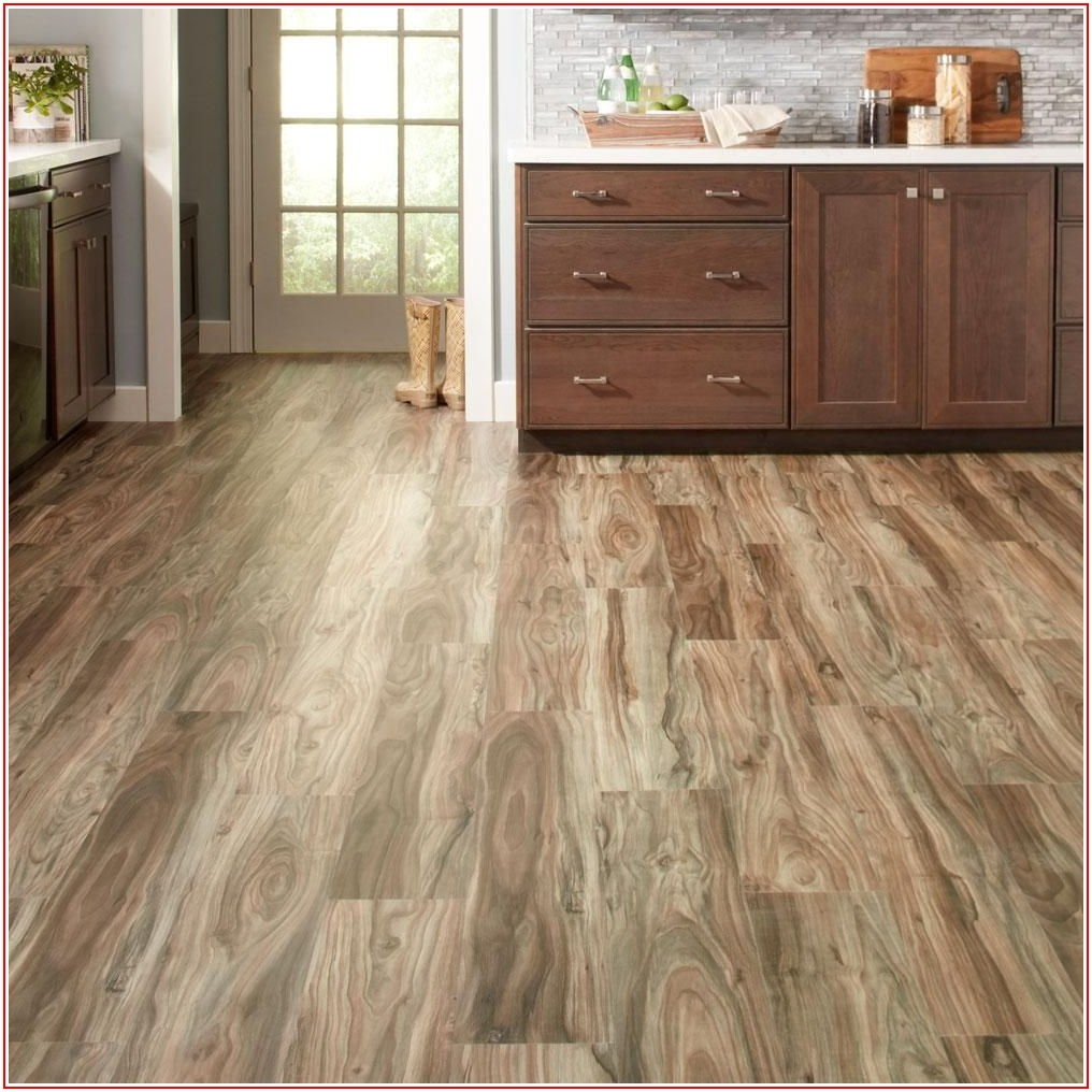 Home Depot Rigid Core Vinyl Flooring