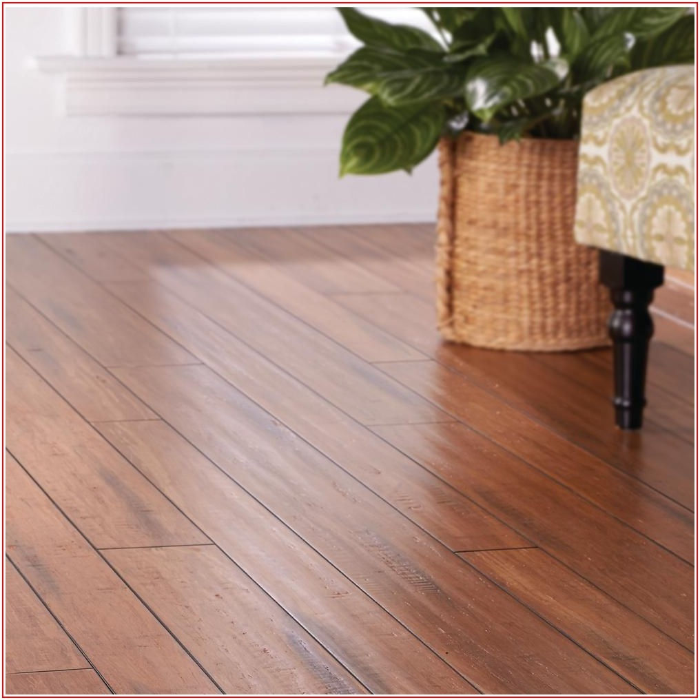 Home Depot Solid Bamboo Flooring