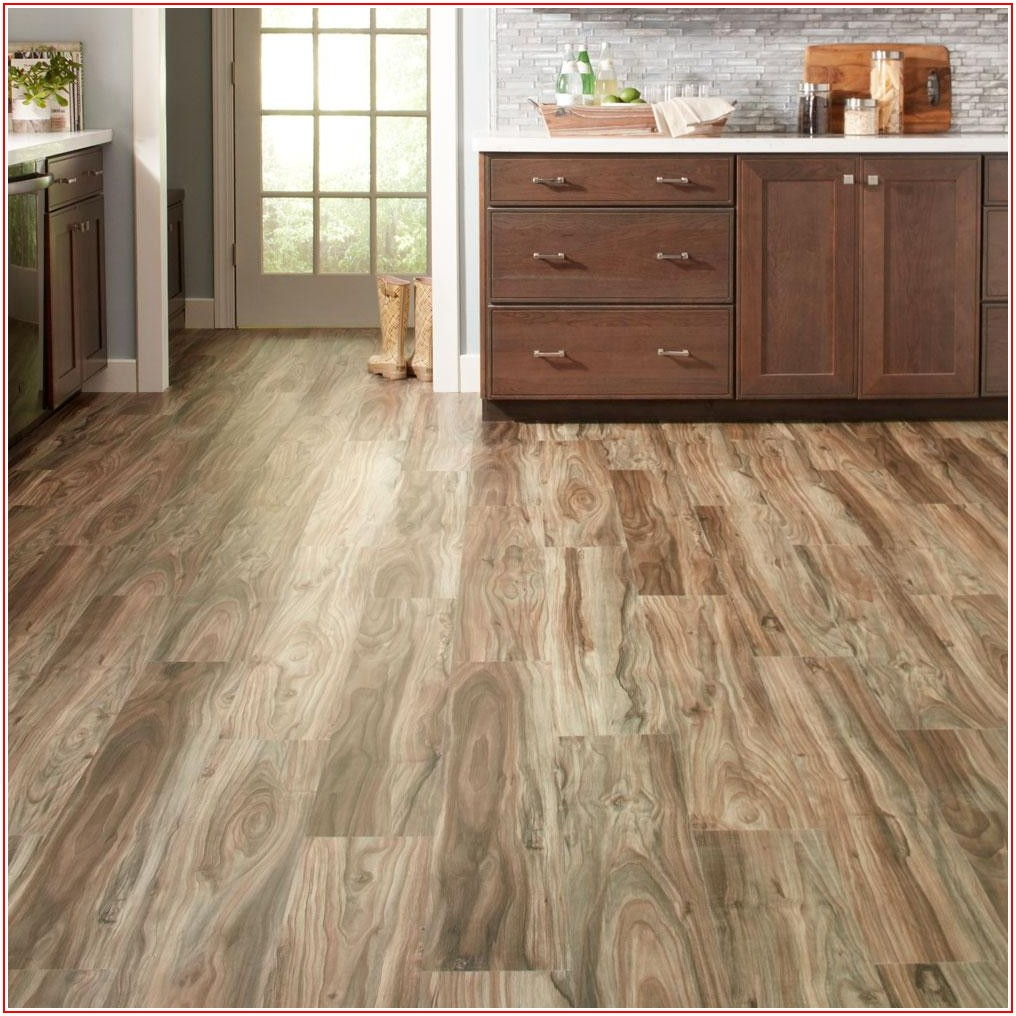 Home Depot Wood Look Vinyl Flooring