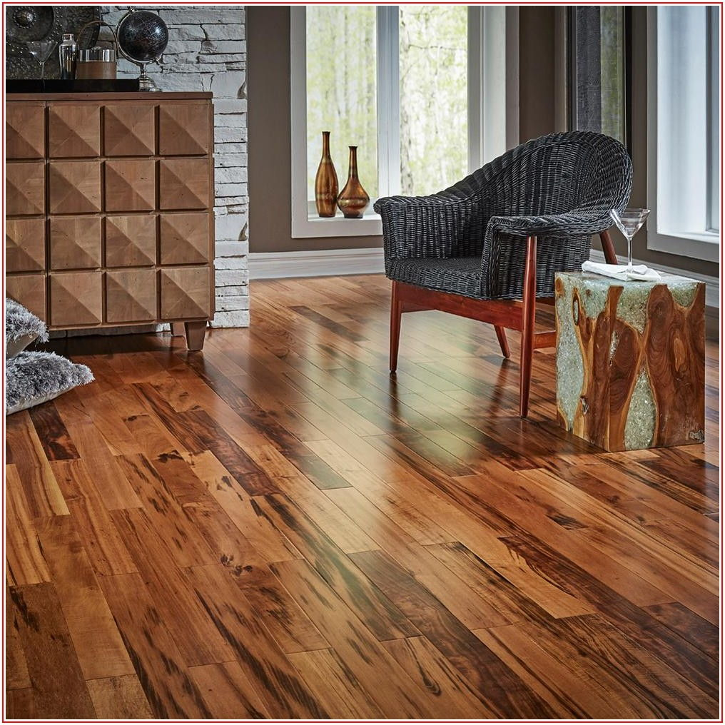 Home Legend Tigerwood Engineered Flooring
