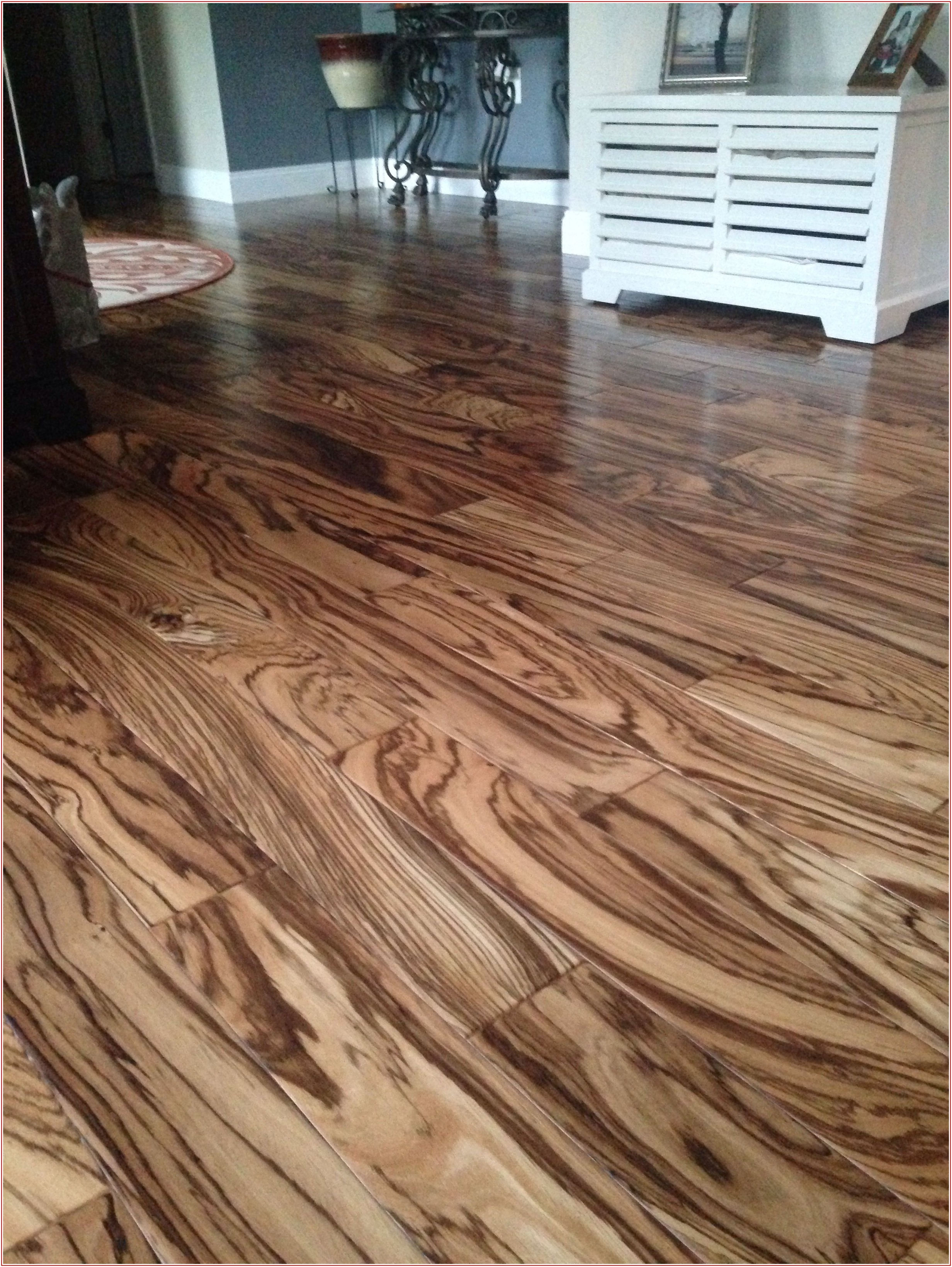 Home Legend Tigerwood Flooring