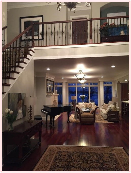 Homes With Cherry Wood Floors