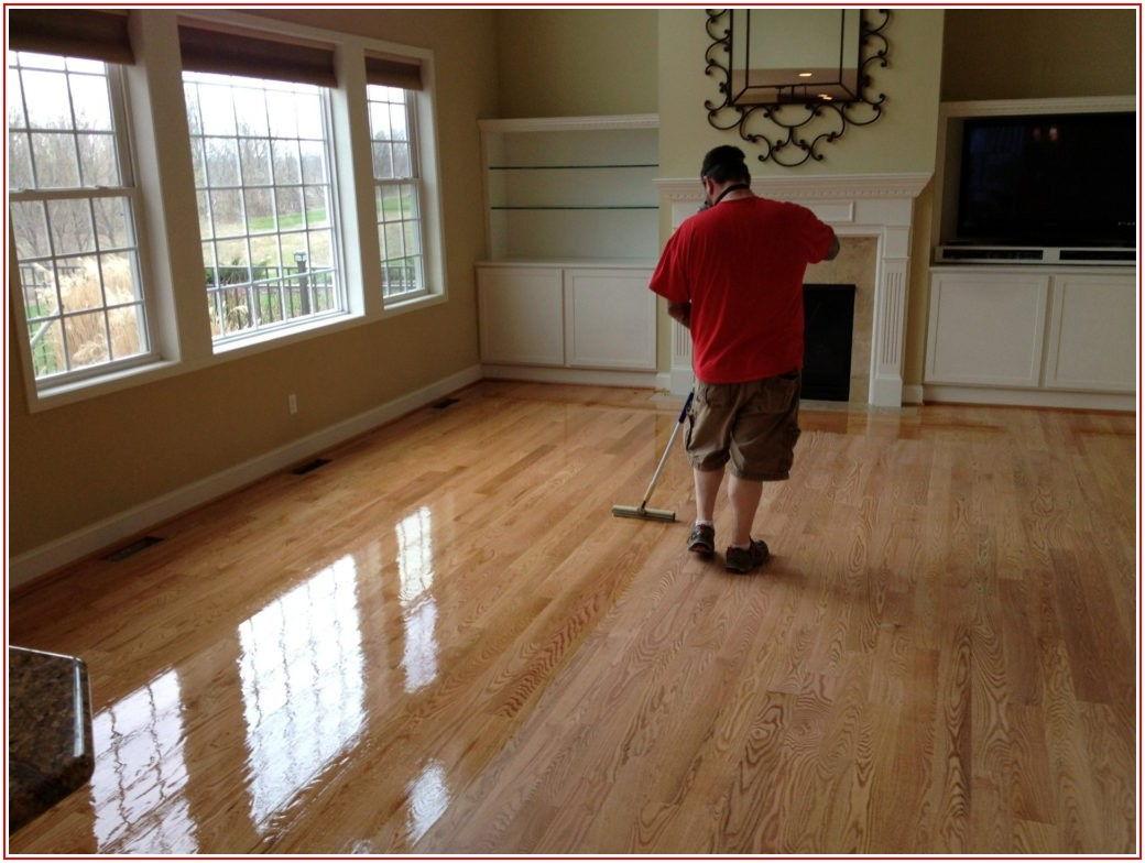 Homewyse Refinish Hardwood Floors
