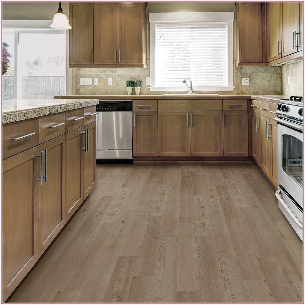 Honey Oak Vinyl Plank Flooring Home Depot